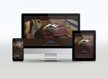 Hogsnappers-website-mock